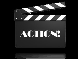 Our TWO Sense: Lights, Camera, Action