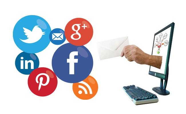 relationship building using social media