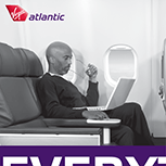 Virgin Airlines Direct Mail